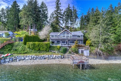 Gig Harbor Single Family Home For Sale: 4704 17th St Ct NW