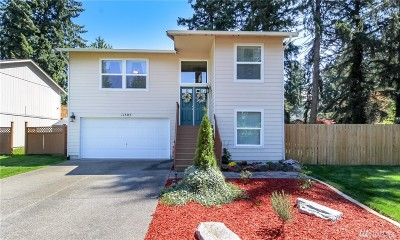 Bonney Lake Single Family Home For Sale: 11305 203rd Ave E