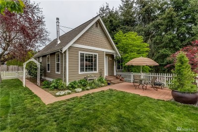 Bellingham Single Family Home For Sale: 3232 Stoney Creek Lane
