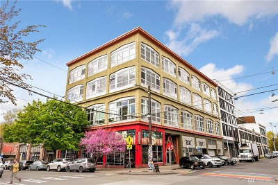 Seattle Condo/Townhouse For Sale: 1505 11th Ave #306