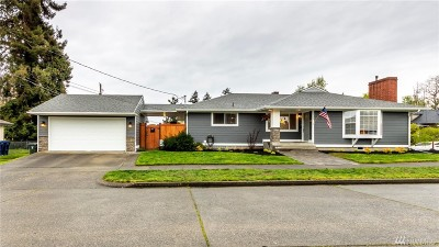 Tacoma Single Family Home For Sale: 2501 N 14th St
