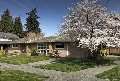 Seattle Single Family Home For Sale: 8304 30th Ave NW