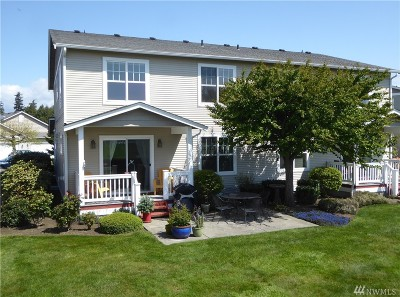 Burlington Condo/Townhouse Sold: 1190 Decatur Circle