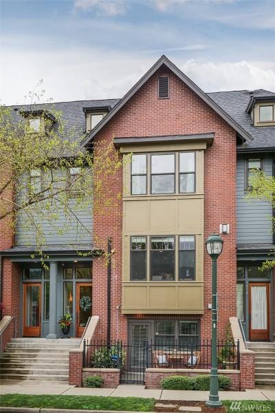 Issaquah Single Family Home For Sale: 1126 NE Park Dr