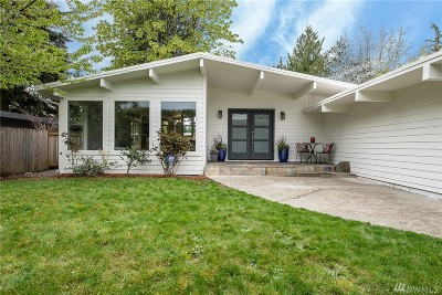 Bellevue Single Family Home For Sale: 1031 108th Ave SE