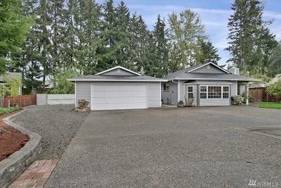 Puyallup Single Family Home For Sale: 15819 93rd Ave E