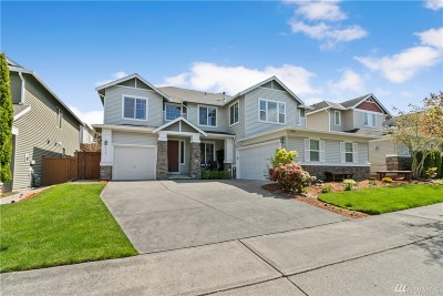 Auburn Single Family Home For Sale: 6710 Lindsay Ave SE