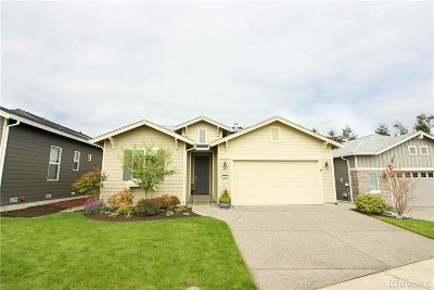 Lacey Single Family Home For Sale: 4809 Orcas St NE