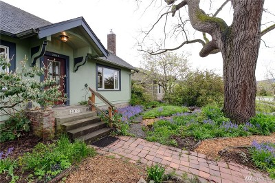 Single Family Home Sold: 2812 Iron St
