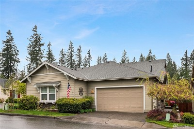 Redmond Single Family Home For Sale: 22826 NE 132nd Place