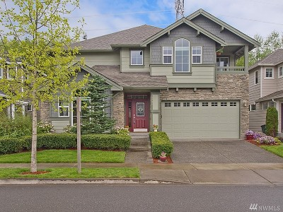 Snoqualmie Single Family Home For Sale: 6704 E Crestview Lp SE