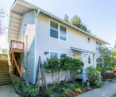 Olympia Condo/Townhouse For Sale: 3525 17th Way SE