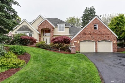 Sammamish Single Family Home For Sale: 23224 SE 15th Ct