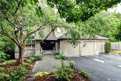 Woodinville Single Family Home For Sale: 23735 NE 170th St