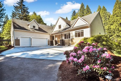 Woodinville Single Family Home For Sale: 15014 NE 195th St