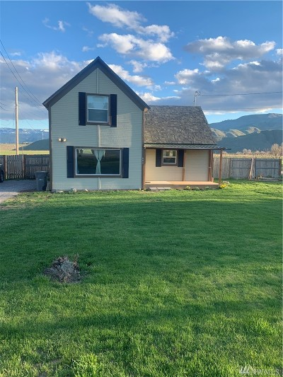 Wenatchee Single Family Home For Sale: 803 Easy St