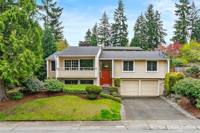 Bellevue Single Family Home For Sale: 15141 SE 46th Wy