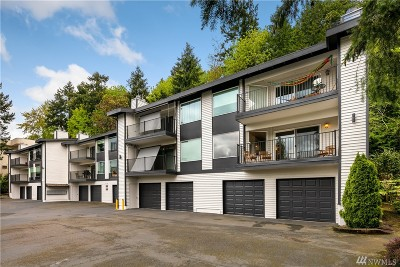 Bellevue Condo/Townhouse For Sale: 430 Bellevue Wy SE #106