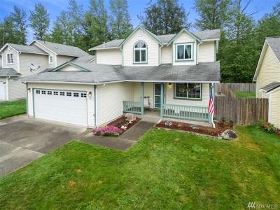 Spanaway Single Family Home For Sale: 21817 65th Av Ct E