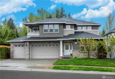 Snohomish Single Family Home For Sale: 7527 148th Place SE