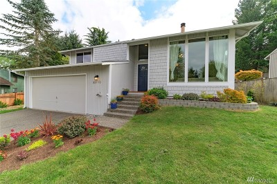 Federal Way Single Family Home For Sale: 32110 12th Place SW