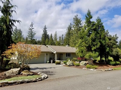 Port Ludlow Single Family Home For Sale: 210 Cameron Dr