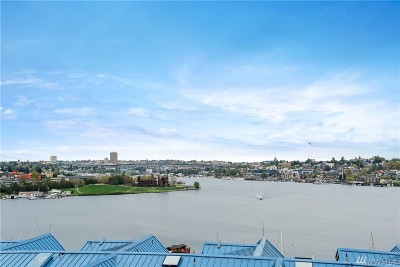 Seattle Condo/Townhouse For Sale: 2419 8th Ave N #401