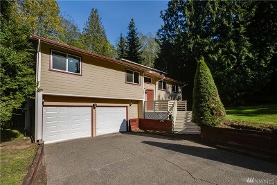 Whatcom County Single Family Home For Sale: 1090 Cedar Hills Ave