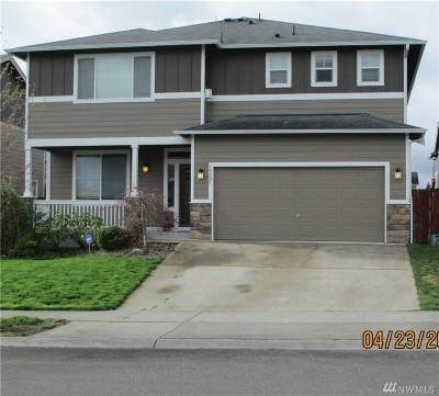 Yelm Single Family Home For Sale: 15401 Chad Dr SE