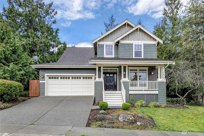 Bainbridge Island Single Family Home For Sale: 9566 NE Northtown Lp