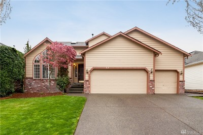 Auburn Single Family Home For Sale: 1314 52nd St SE