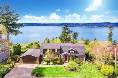 Mukilteo Single Family Home For Sale: 2405 Mukilteo Speedway