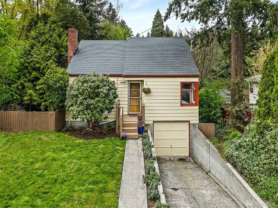 Seattle Single Family Home For Sale: 14021 30th Ave NE