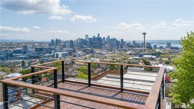 Seattle Single Family Home For Sale: 1235 3rd Ave N