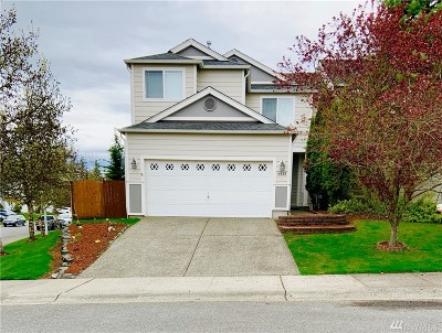 Puyallup Single Family Home For Sale: 6828 131st Street Ct E