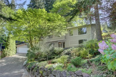 Sammamish Single Family Home For Sale: 21642 NE 18th Place