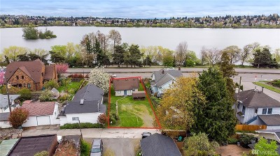 Seattle Residential Lots & Land For Sale: 6713 Aurora Ave N