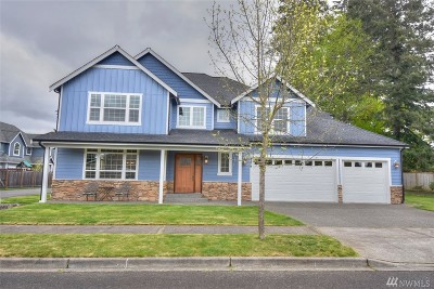 Tumwater Single Family Home For Sale: 4174 Grotto Ct SW