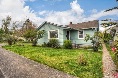 Olympia Single Family Home For Sale: 403 NW Milroy