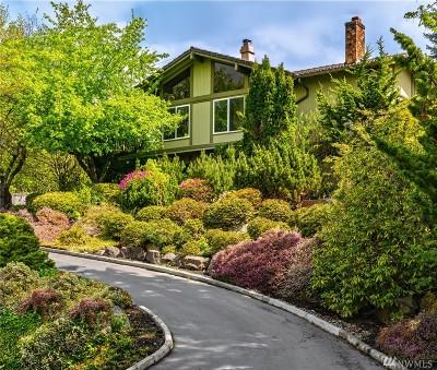 Bellevue Single Family Home For Sale: 2212 108th Ave NE