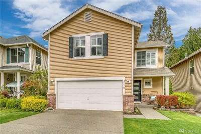 Bothell Single Family Home For Sale: 3515 154th Place SE