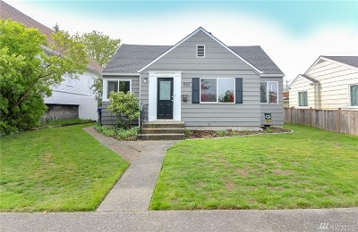 Tacoma Single Family Home For Sale: 1022 S 60th St