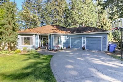 Gig Harbor Single Family Home For Sale: 3803 64th Av Ct NW