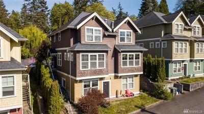 Bellingham Multi Family Home Sold: 220 Ashley St