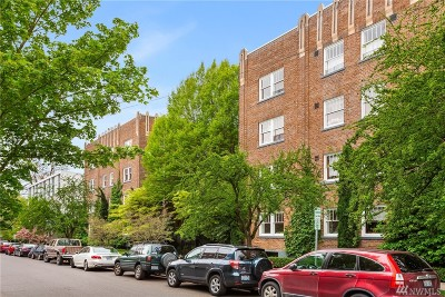Condo/Townhouse Sold: 1631 16th Ave #106