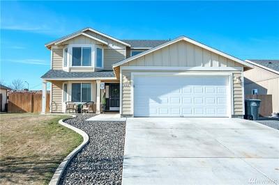 Moses Lake Single Family Home For Sale: 832 W Polo Ridge Dr