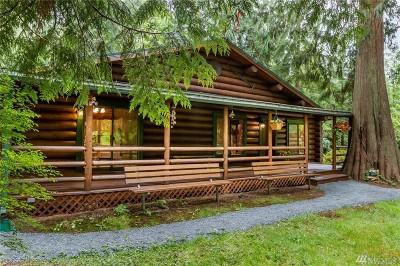 Granite Falls Single Family Home For Sale: 19218 Bergan Rd