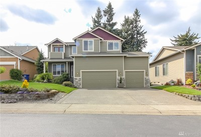Puyallup Single Family Home For Sale: 8212 68th Av Ct E