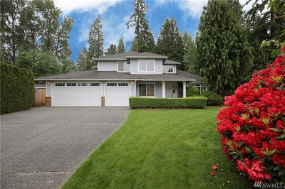 Snohomish Single Family Home For Sale: 6017 156th St SE