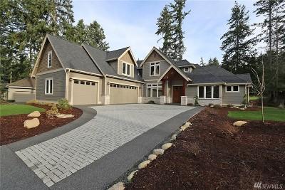 Blaine Single Family Home For Sale: 8826 Goshawk Rd